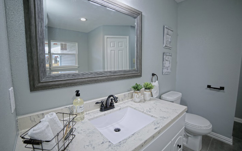 Bathroom Fixer Upper Windcrest