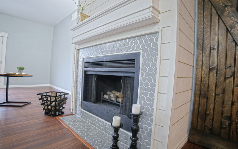 Fireplace Fixer Upper Windcrest