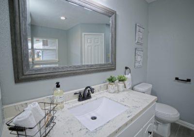 Baño Master Fixer Upper San Antonio