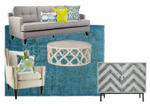 3 moodboard living room blue and lime noelia ünik designs