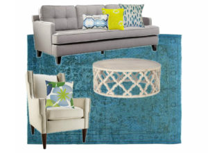 4 moodboard living room blue and lime noelia ünik designs