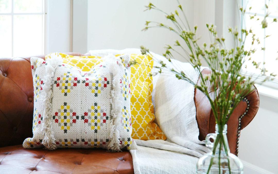 8 Trucos para decorar una casa relajante y libre de estrés